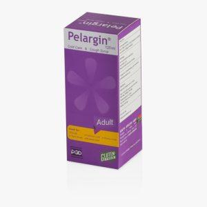 شربت گیاهی بهبود سرماخوردگی بزرگسالان پلارژین پارس گیتا دارو 120ml