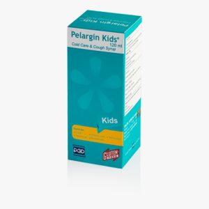 شربت گیاهی بهبود سرما خوردگی اطفال پلارژین کیدز پارس گیتا دارو 120ml