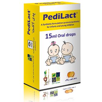 قطره پروبیوتیک نوزادان و کودکان پرتقالی پدیلاکت زیست تخمیر 15ml
