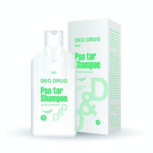 شامپو کنترل خارش و التهابات پوست سر آنتی پسوریازیس دئودراگ 200ml