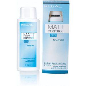 لوسیون پاک کننده مناسب پوست چرب رگال 200ml