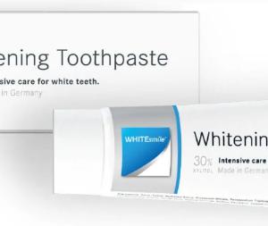 خمیر دندان سفید کننده مناسب برای دندان های حساس وات اسمایل 75ml