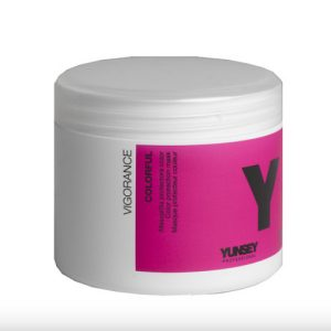 ماسک محافظ موهای رنگ شده ویگورانس یانسی حجم 500ml