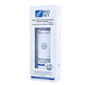 کرم کاهش دهنده موهای زائد بدن بایوکست 140ml