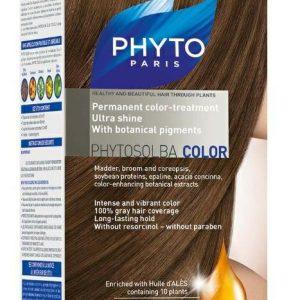 رنگ مو شماره 6D فیتو