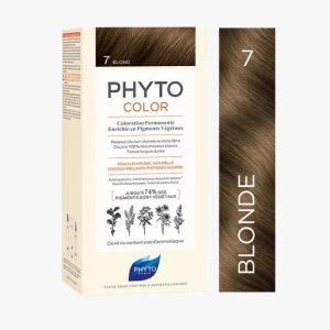 رنگ مو شماره 7 فیتو