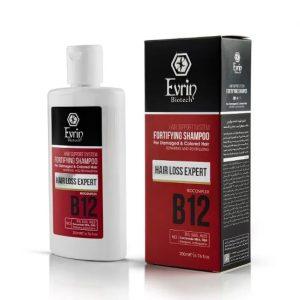شامپو تقویت کننده مناسب موهای آسیب دیده اورین 200ml