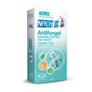 کاندوم ضد قارچ، ضد باکتری و ضد ویروس ناچ کدکس 12 عددی