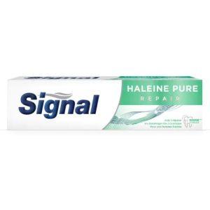خمیر دندان خوشبو کننده دهان Haleine Pure Repair سیگنال 75ml