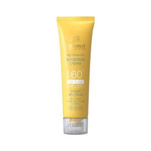کرم ضد آفتاب پوست معمولی تا خشک سینره SPF60+
