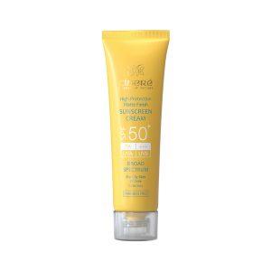 کرم ضد آفتاب فاقد چربی سینره SPF50+