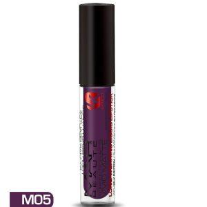 رژ لب مایع مات شماره M05 مپ بیوته 4.5ml