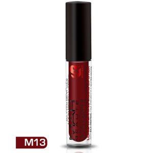 رژ لب مایع مات شماره M13 مپ بیوته 4.5ml