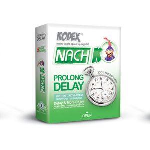 کاندوم تاخیری پرولانگ دیلی ناچ کدکس 3 عددی
