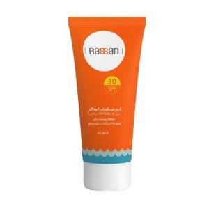 کرم ضد آفتاب کودکان راسن SPF30 50ml