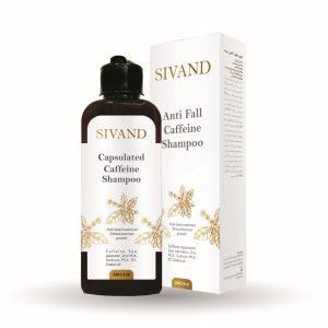 شامپو ضد ریزش مو کافئین سیوند 200ml