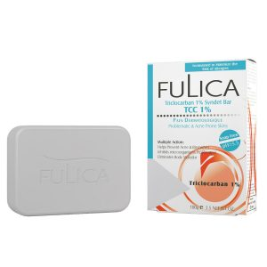 پن آنتی باکتریال تی سی سی 1 درصد پوست چرب و آکنه ای و جوشدار فولیکا 100gr