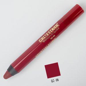 رژ لب مدادی شماره GC.06 گریم کاور 5gr