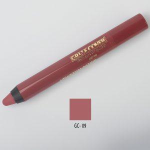 رژ لب مدادی شماره GC.09 گریم کاور 5gr