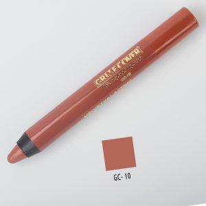 رژ لب مدادی شماره GC.10 گریم کاور 5gr
