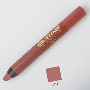 رژ لب مدادی شماره GC.13 گریم کاور 5gr
