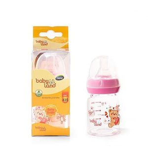 شیشه شیر کودک پیرکس کد 435 بی بی لند 60ml