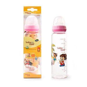 شیشه شیر کودک پیرکس کد 440 بی بی لند 240ml