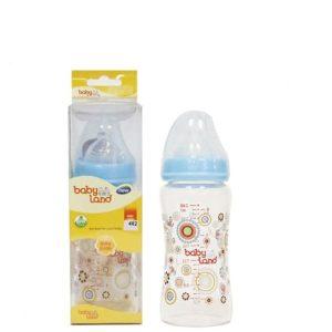 بطری شیر خوری پیرکس کلاسیک 462 بی بی لند 240ml
