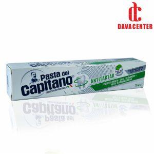 خمیر دندان ضد جرم سیگار مدل Anti Tartar پاستا دل کاپیتانو 75ml