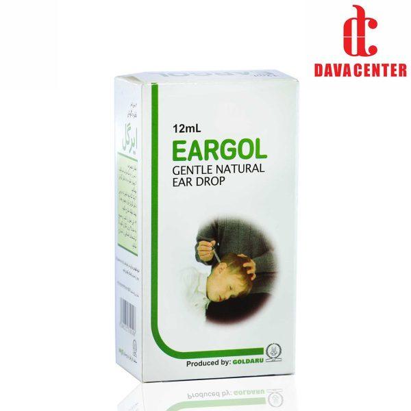 قطره ایرگل گل دارو 12ml