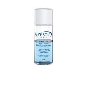 پاک کننده آرایش دو فاز آیسول 150ml