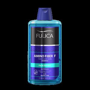 شامپو تقویت کننده و حجم دهنده موهای نازک و کم حجم آمینو فایبر فولیکا 400ml