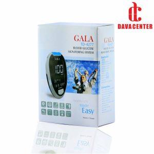 دستگاه تست قند خون گالا TD4277 به همراه نوار 50 عدد