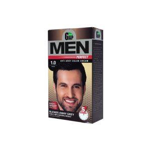 کیت رنگ مو شماره 1.0 مردانه گپ 50ml