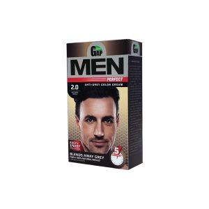 کیت رنگ مو شماره 2.0 مردانه گپ 50ml