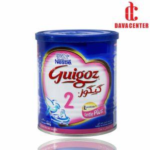 شیر خشک گیگوز 2 نستله 400g