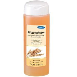 شامپو مناسب موی چرب جوانه گندم کاپوس 250ml