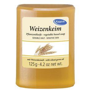 صابون جوانه گندم مناسب پوست های چرب و آکنه ای کاپوس 125gr