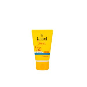 کرم ضد آفتاب پوست نرمال و مختلط سانسل لایسل SPF50+