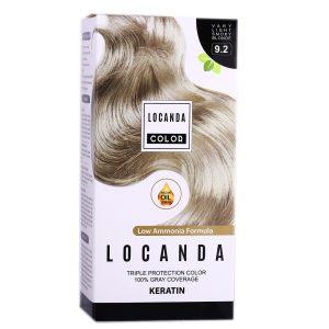 کيت رنگ مو شماره 9.2 لوکاندا 50ml