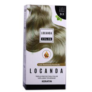 کيت رنگ مو شماره 9.3 لوکاندا 50ml