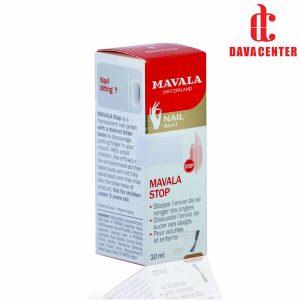 محلول جلوگیری از جویدن ناخن ماوالا استاپ