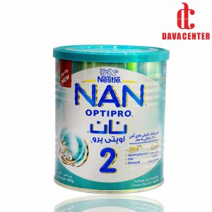 شیر خشک تکمیلی حاوی آهن نان 2 اپتی پرو نستله 400g