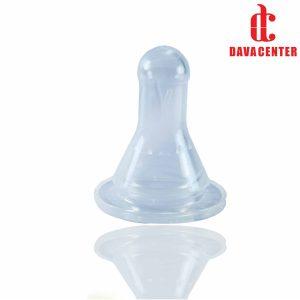 سر شیشه سر گرد بزرگ کودکان 6 تا 18 ماه پنبه ريز