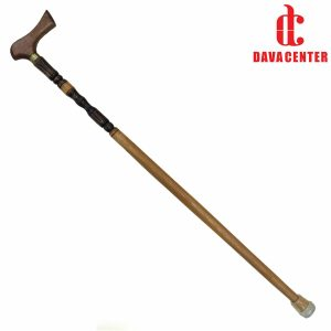 عصای لردی چوب راش طرح آلمانی ری