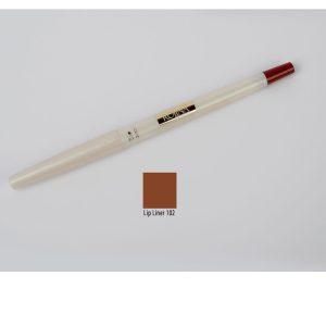 مداد لب ضد حساسيت و ضد آب شماره 102 روژينا