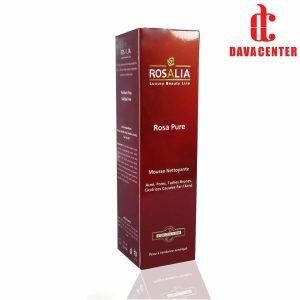 فوم پاک کننده پوست چرب مدل Rosa Pure رزالیا 150ml