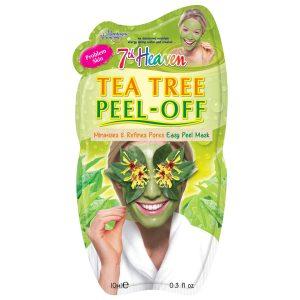 ماسک لایه بردار درخت چای انواع پوست سون هون 10ml
