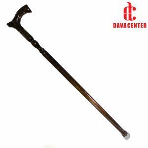 عصای لردی چوبی طرح کندل Ref:T13 تسی