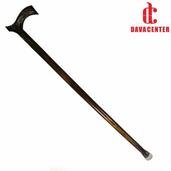 عصای لردی چوبی طرح اسلیک Ref:T14 تسی